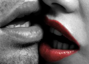 kissing-lips