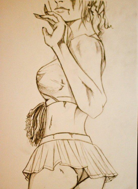 zombie_cheerleader_idea_by_steevinlove-d2ym0jc